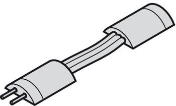 Verbindingskabel, voor LED 2011, 500 mm, om te verlengen en te verbinden, 12 V