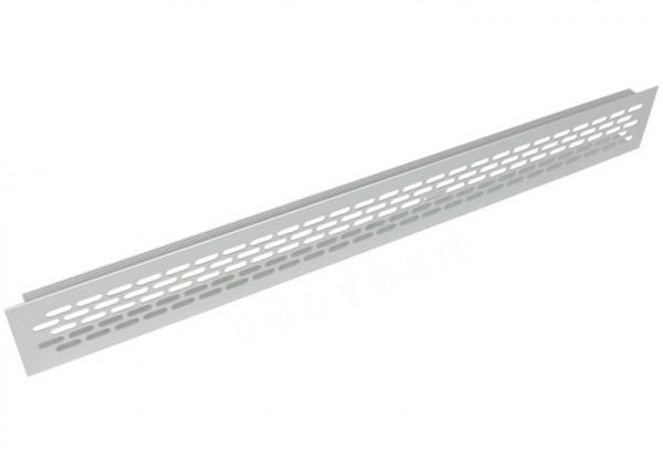 Ventilatierooster van aluminium 484x59,8 mm
