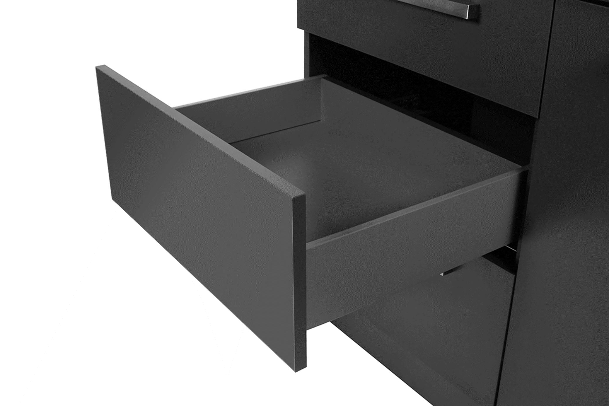 Rejs Slim Box push to open