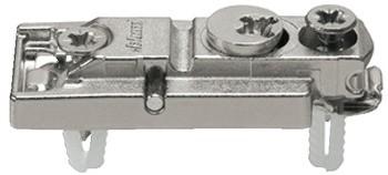Blum montageplaat, 3 mm dikte