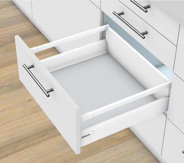 Blum Antaro Type C Tip-on + Blumotion zelfbouwlade