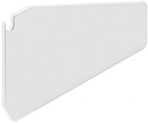 Afdekkappen Kesseböhmer Free Slide (wit/grijs/zwart)