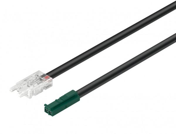 Loox5 aansluitkabel 24V LED-strip 8 mm monochroom