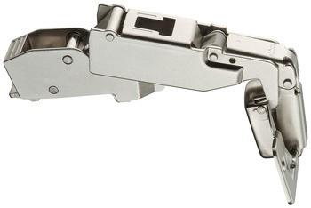 Blum scharnier 170°, halfvoorliggend, push to open