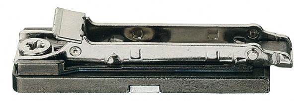 Salice montageplaat 3 mm