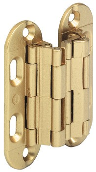 Scharnier, Sepa, voor houtdikten vanaf 23 mm, voor onzichtbare montage