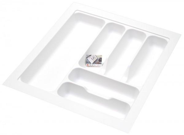 Kunststof Bestekbak Basic Series Wit 400-450 mm