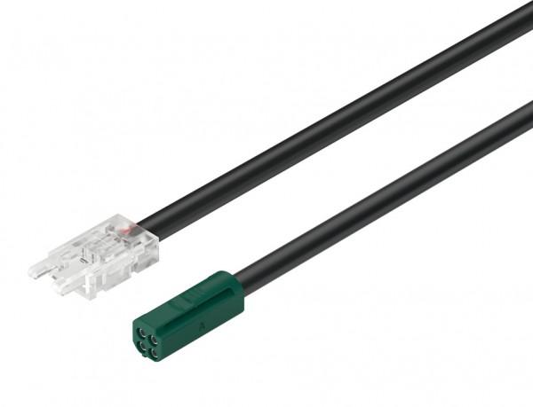 Loox5 aansluitkabel 24V LED-strip 8 mm multiwit