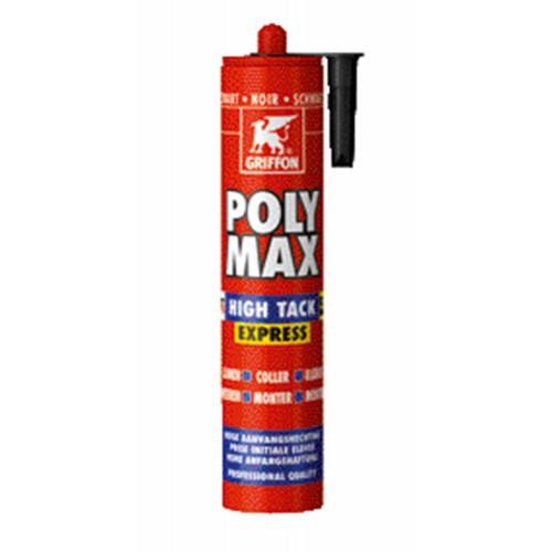 Poly Max High Tack Express 435GR zwart griffon