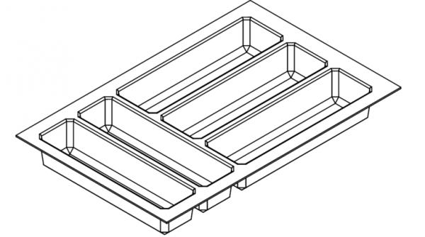 Bestekbak 285-330 mm