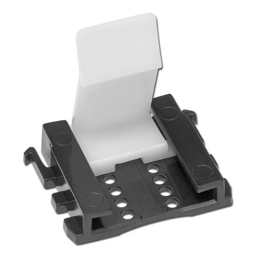 Plinthouder inschuifmodel voor 16 mm plinten
