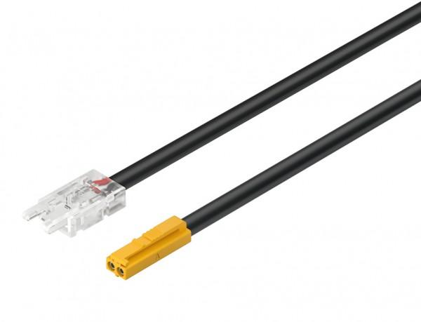 Loox5 aansluitkabel 12V LED-strip 8 mm monochroom