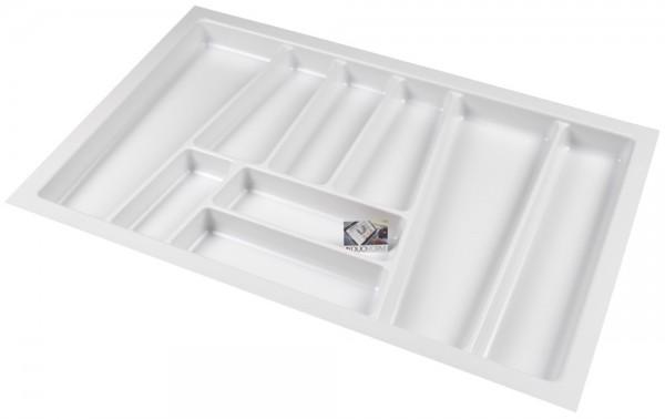 Kunststof Bestekbak Style Serie Wit 700-740 mm