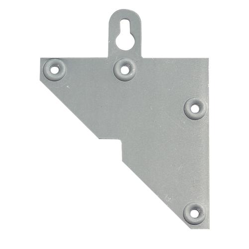 Driehoekige Kastophanger 91,5 mm set van 2